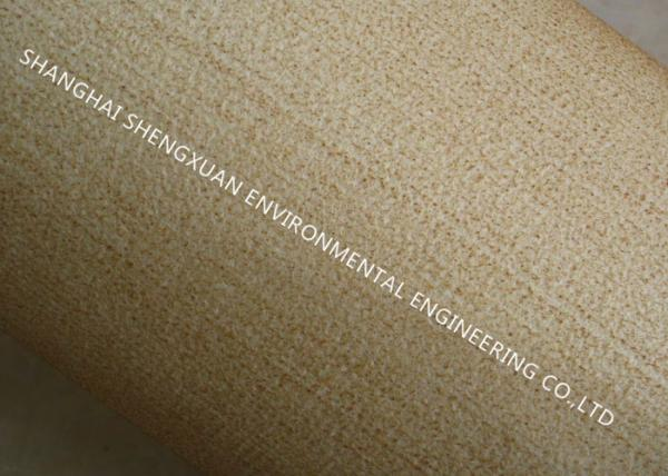550 GSM Industrial Filter Fabrics 1 8mm Thickness For