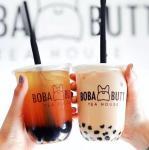 PET U Shape Bubble Tea Disposable Plastic Cups 500ml 700ml