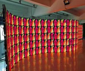 China SMD 2727 Outdoor Rental LED Display P4.81 For Stage Curve Led Rental on sale