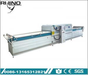 China PVC Foil Vacuum Membrane Press Machine , Double Table Vacuum Coating Equipment on sale