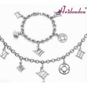 China Tiffany Jewelry Set sterling silver jewelry,jewelry,jewellery,jewel on sale