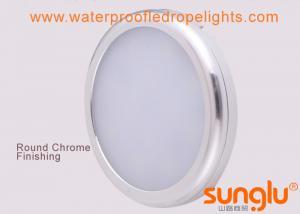 China Chrome Finishing Aluminum 2.5W LED Under Cabinet Lighting Puck Lights for Kitchen on sale