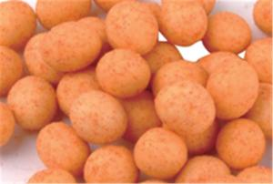 China Spicy Wheat Flour Coated Peanuts?Fine Granularity Selected Free From Frying on sale