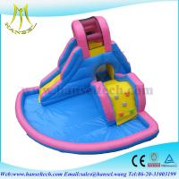 Hansel water inflatables,adult jumpers bouncers,used bouncy castles for sale