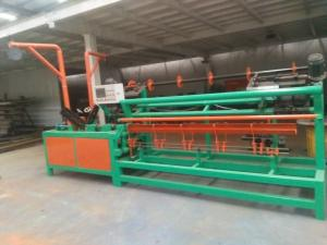 China Full Automatic Chain Link Fence Machine Including Rolling Machine on sale