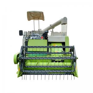 China Paddy Rice Wheat 4LZ-5.5 Harvesting Machine Price,harvesting machine price,paddy rice wheat harvest machine, on sale