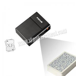 China Mini Paper Cigarette IR Poker Scanner Case Camera For Analyzer Texas Poker Gamble Cheat on sale