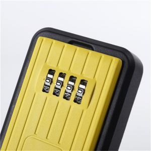 China Personal de servicio al aire libre de la reparación de la prenda impermeable de la caja del bloqueo de teclas de la combinación de 4 dígitos on sale