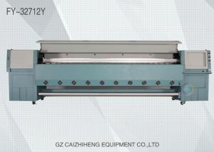 China 3200mm Infiniti Polyester Color Jet Solvent Printer High Speed USB 2.0 Interface on sale