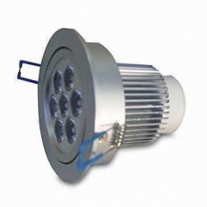 China 3W AC85V - 265V High-power High Brightness Recessed Led Ceiling Lights Fixtures BQ-B015 on sale