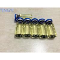 Tamoxifen Citrate Anabolic Steroids Testosterone Nolvadex 20 Mg / Ml For Anti Estrogen