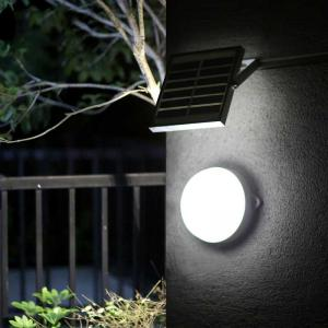 China Corridor Or Courtyard Solar LED Wall Lamp / 6500k 6V Solar Road Light on sale