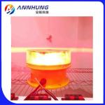 2000cd Medium Intensity LED Aviation Obstruction Light Integrated Circuit Protection