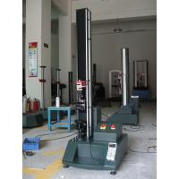 Desktop Single Column Tensile Testing Machines / Strength Tester With AC Servo Motor for Zipper