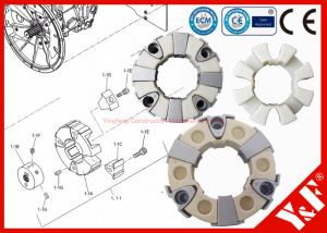 China Excavator Coupling for John Deere 790D Motor Hydraulic Pump Driven Coupling on sale