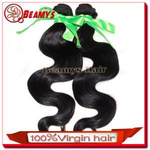 China Grade 7a/6a/5a brazilian human hair, full cuticle virgin hair extensions hair on sale
