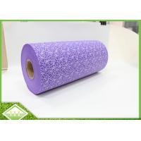 Custom Printed Pp Non Woven Fabric Flexo / Offset Printing For Mattress Cover