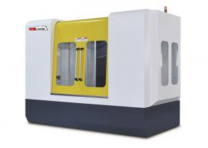 China 80 Kgf / Cm²  CNC Deep Hole Drilling Machine , Multifunction CNC Drilling Equipment on sale