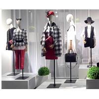 Clothing Shop Window Display Equipment / Retail Display Props For Window Display