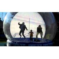 5m Inflatable Sphere Balls Transparent Beautiful Snow Globes Outdoors
