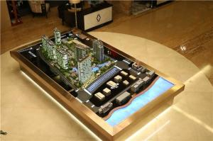 China New Design Perfect Lighting Residential Architectural Model 1 200scale on sale