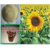Mango Amino Acid Chelate Calcium Organic Fertilizer for Organic Agriculture High contents of organic Calcium