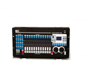 China Professional DMX LED Light Controller Console 12 Watt Power Consumption For Wedding on sale