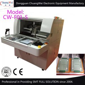 China PCB Separator Machine PCB Singulation With Anti Static Ionizing Fan on sale