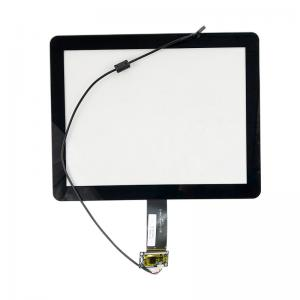 China E-book / Ipad open frame HD 21.5 inch 10 Point Capacitive Touch Screen Glass + glass on sale