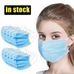 Disposable Protective Mask Earloop About Personal Care Products For Virus Protection