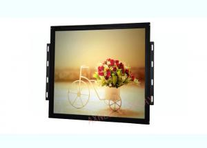 China Industrial Touch Screen Monitor 10 points High Definition 178 view 4mm Anti vandal on sale
