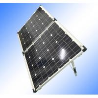 Waterproof Foldable Solar Panel 12v , Square Solar Hot Water Panels PV Cells