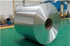 China Electronics Mill Finish Aluminum Coil 2.50mm-7.00mm Thickness Rolling Technology on sale