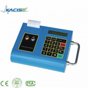 China RS232 Digital Portable Ultrasonic Liquid Flow Meter on sale