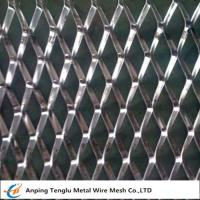 Standard Expanded Metal Mesh |Raised Expanded Sheet with Diamond Opening