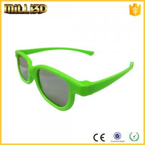 China typical model big cinema imax 3d children glasses for cinema reald on sale