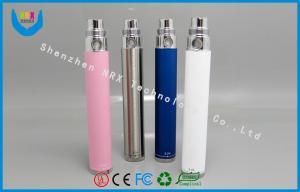 China 1500 Puff Ego C Twist E Mechanical Lady White Cigarette Kit on sale