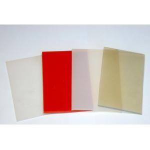 China Engineering rubber products silicone rubber sheet ozone resistance on sale