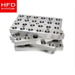 China Tolerance 0.0005mm Metal Prototypes CNC Machining Aluminum Parts on sale