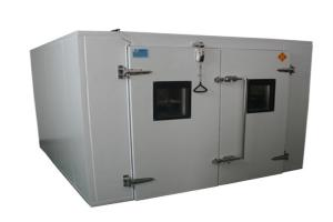 Quality Power Saving Battery Testing Machine 15CBM Constant Walk In Humidity Chamber for sale