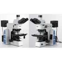 China Condenser Lens Metallurgical Optical Microscope Iris Diaphragm With Reticle on sale