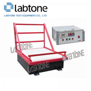 China I Inch Displacement Rotary Vibration Tester With ISTA , ASTM Standard 2 ~ 5Hz on sale