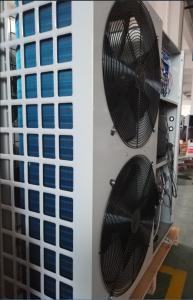 China Bathroom Ground Source Heat Pump System , Air Source High Efficiency Heat Pump on sale