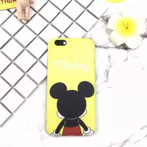 China IMD Lovely Cartoon Minne Donald Duck Image Back Cover Cell Phone Case For iPhone 7 6s Plus on sale