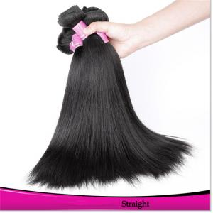 China Natural Straight Hair Bundle Cheap Wholesale Unprocessed Brazilian Virgin Hair on sale