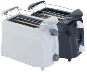 China Two Slices Pop Up Toaster With Plastic Housing CE/EMC/LVD Certificate on sale