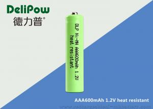 China SGS NI - MH High Temperature Rechargeable Battery AAA 600mAh  on sale