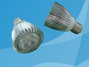 China PAR20 5*1W LED spot light bulbs can resist higher anti-static on sale