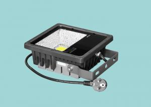China Flat Plate Commercial LED Flood Lights 10w Super Bright IP65 Protection For Tunnel / Subway on sale
