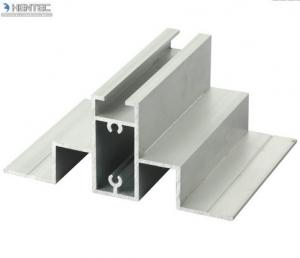 China Square Extruded Aluminium Profiles Aluminum Extrusions Shapes Aluminium Hollow Tube on sale